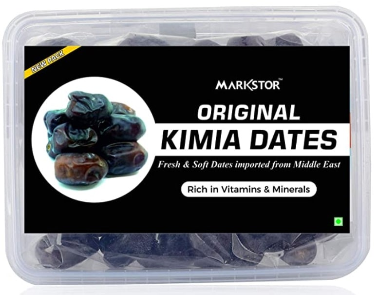 Markstor Original Kimia Dates with seeds
