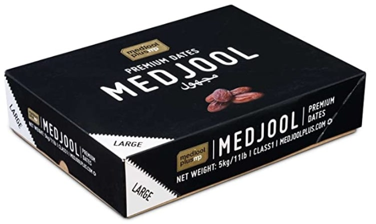 Medjool Plus Premium Dates