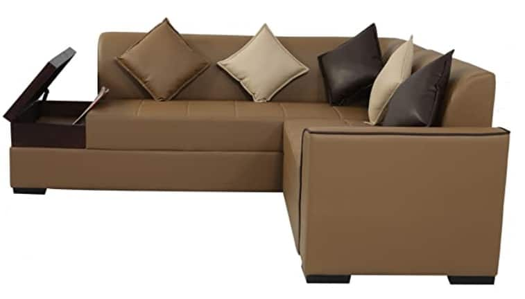 Muebles Casa Coral Five 5 Sofa with Storage