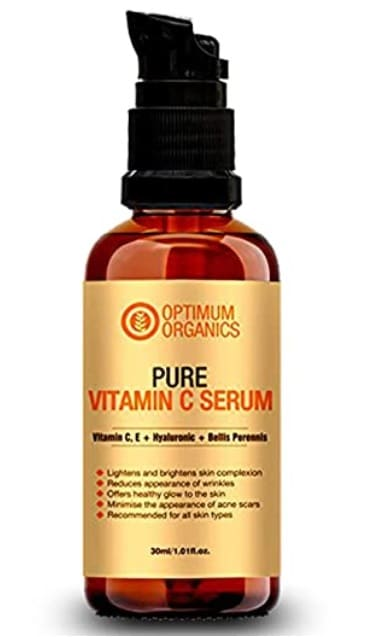 Optimum Organics Vitamin C Serum