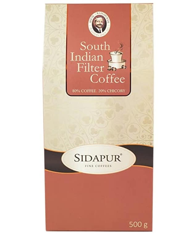 Sidapur South Indian Pure Filter Coffee Powder