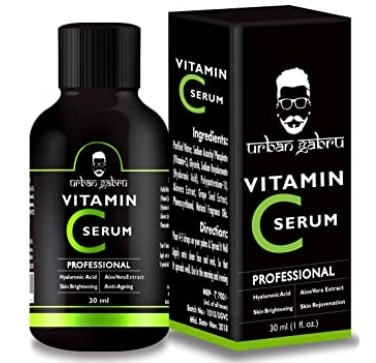 UrbanGabru Vitamin C Serum for a face