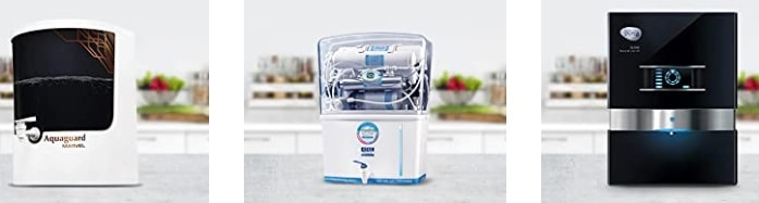 amazon offers on water purifiers