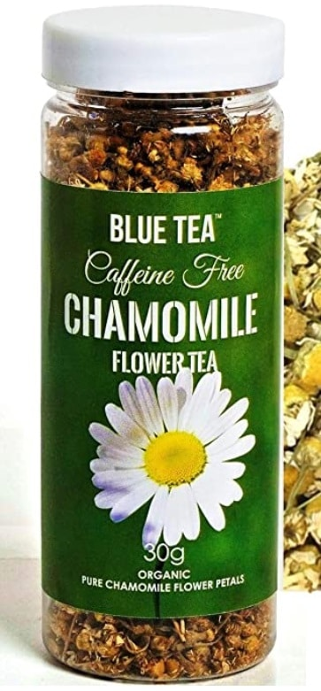 BLUE TEA - Chamomile Flower Tea