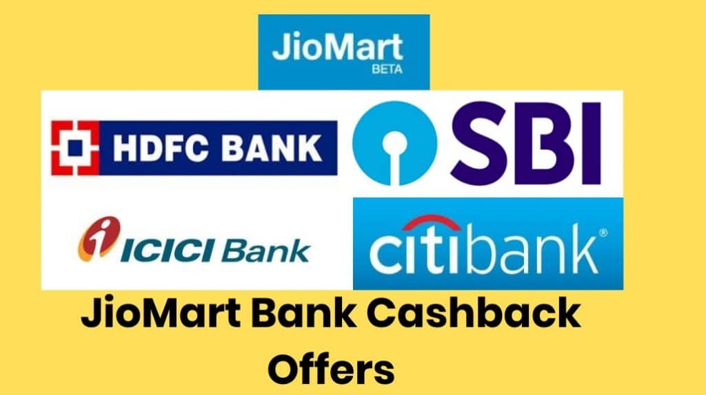 JioMart Bank Cashback Offers