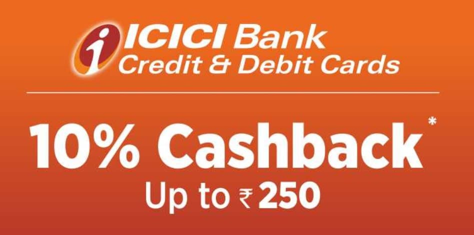JioMart ICICI Bank Offer