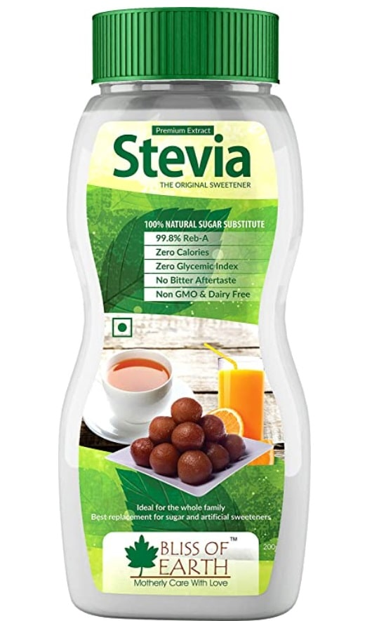 The bliss of earth stevia
