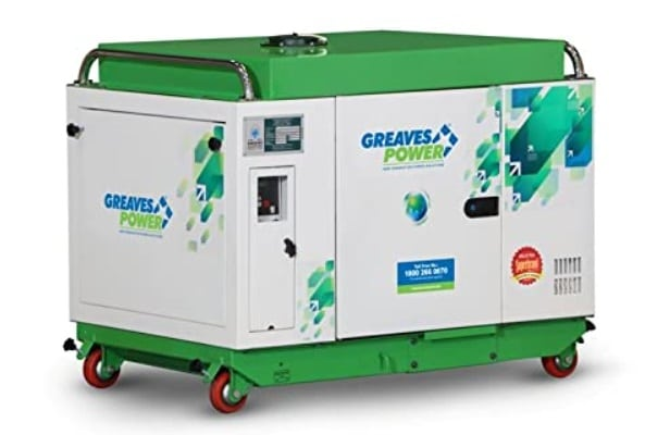 Greaves power Generator