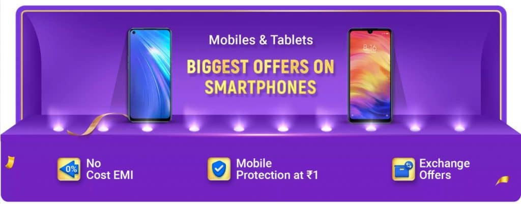 Flipkart Mobile Sale Offers November 2020