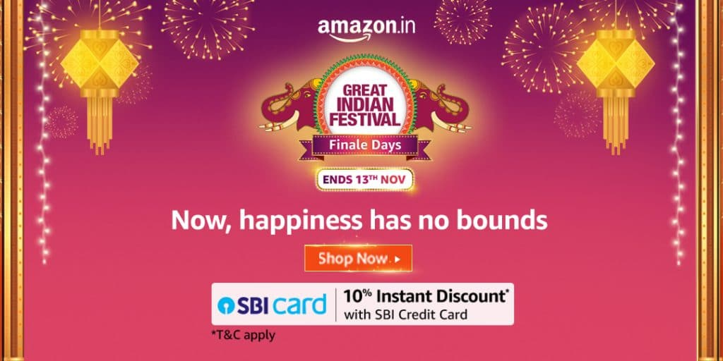 Amazon Diwali Sale 2020