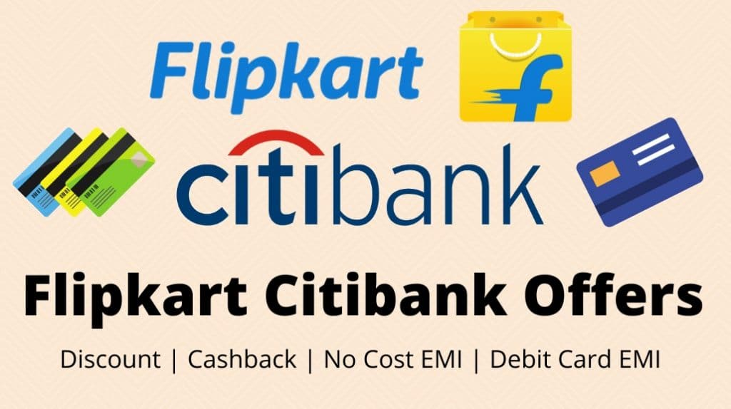 Flipkart Citibank Offers