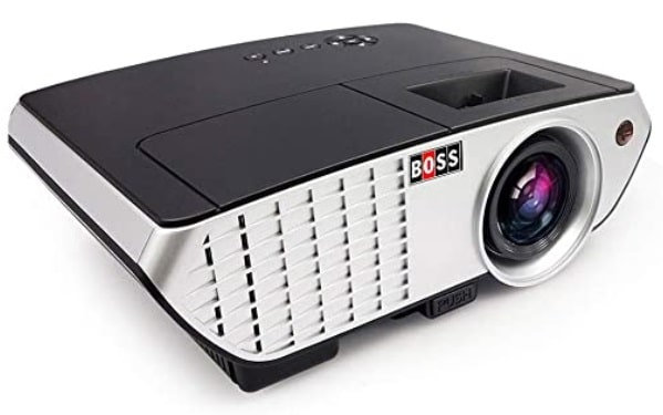 Boss S3 LED HD Home Theater Projector