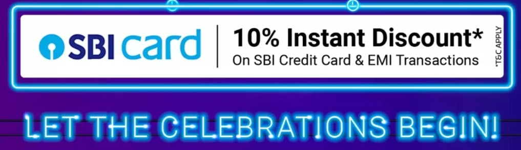 Flipkart SBI Credit Card Offer 2021