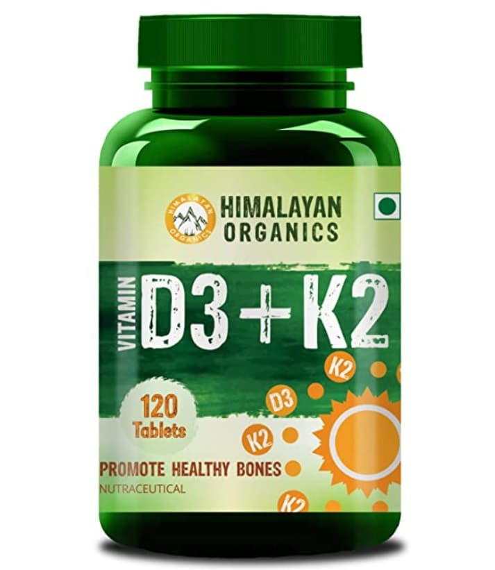 Himalayan Organics Vitamin D3 Supplement