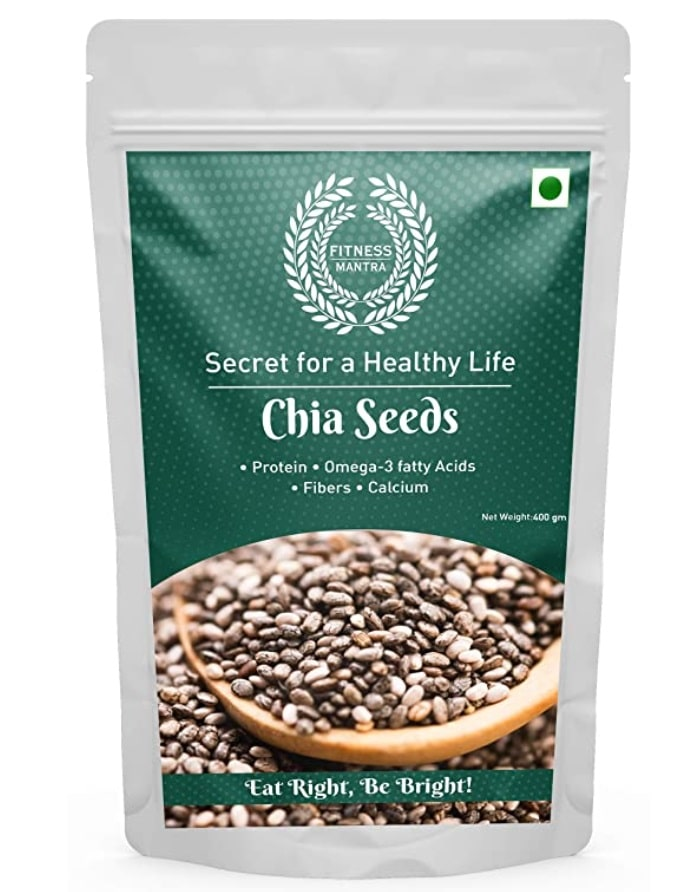 Fitness Mantra Chia Seeds