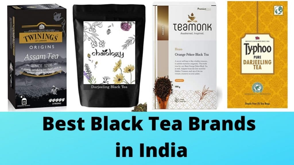 Best Black Tea Brands in India