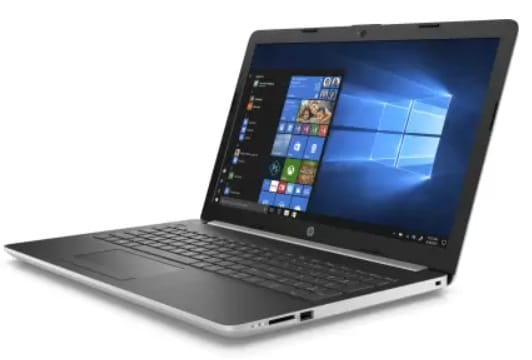HP 15 Ryzen 3 Dual Core 3200 U Laptop