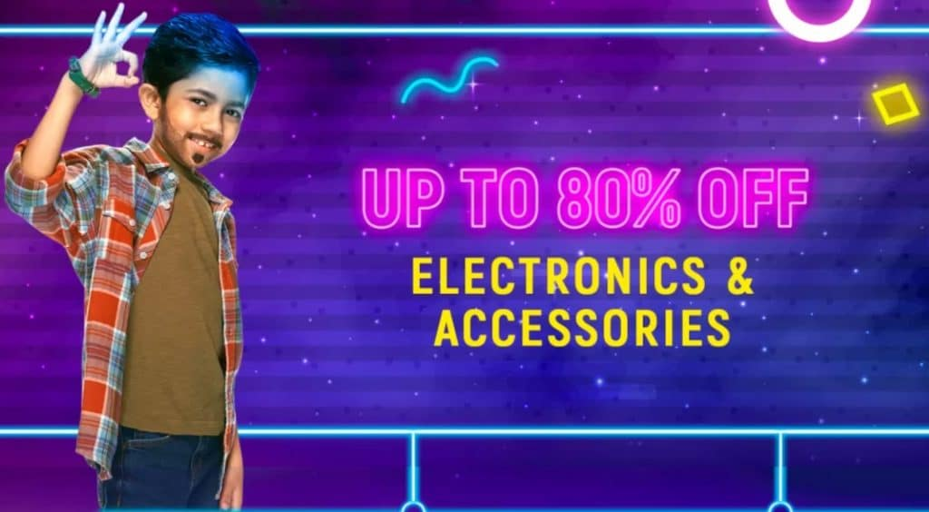 Flipkart Electronics Sale 2021 Offers on Electronics & Accessories