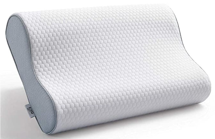 HealthSense Soft-Spot CP 30 Orthopedic Memory Foam Cervical Pillow