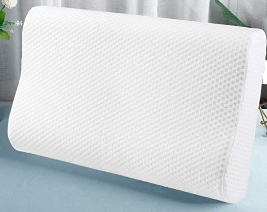 Zoliva Cervical Contour Memory Foam Pillow