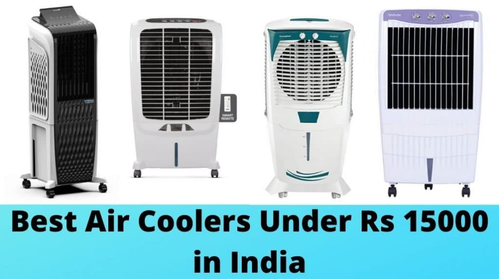 Best Air Coolers Under 15000 INR in India