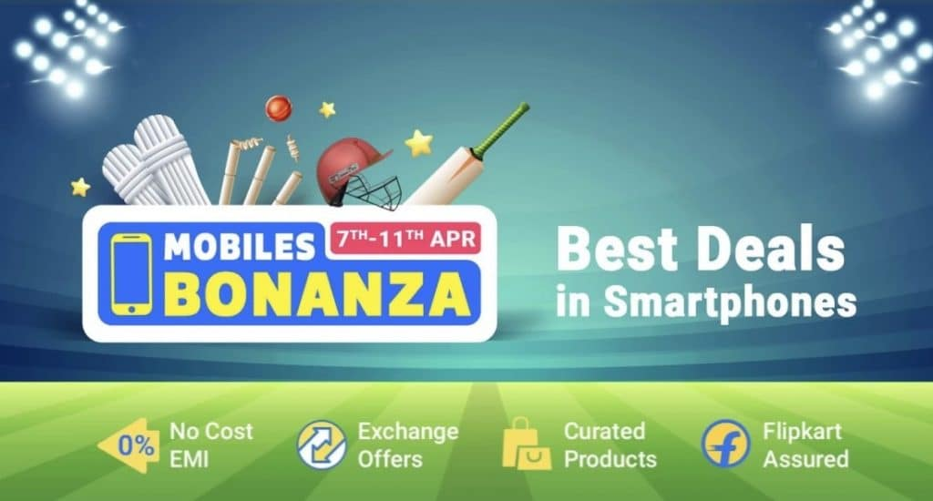 Mobiles Bonanza Sale April 2021