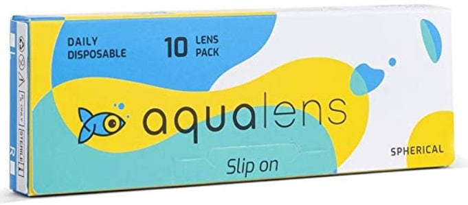 Aqualens Daily Disposable Contact Lens
