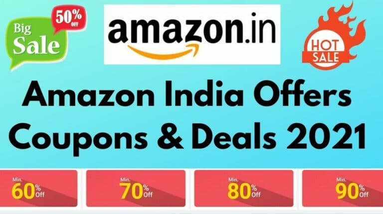 Amazon India Sale Offers and Deals
