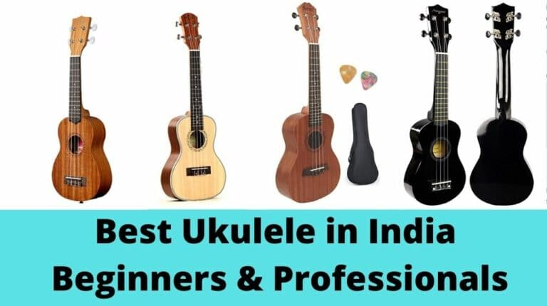 Best Ukulele in India in 2021 for Beginners & Professionals