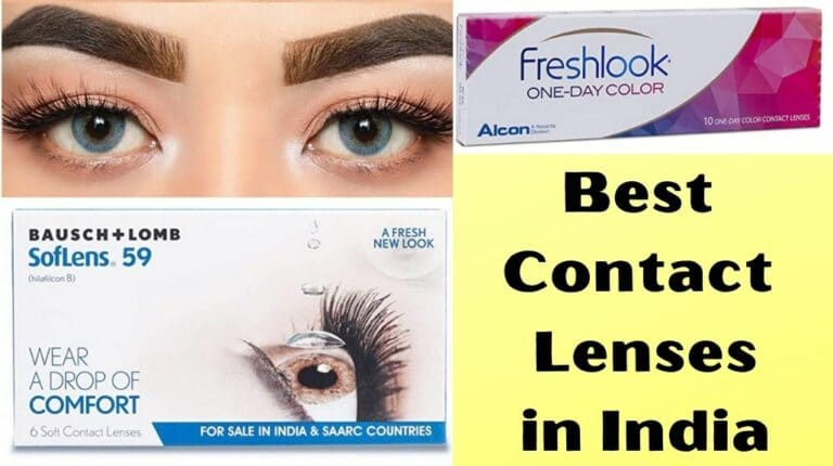 Best Contact Lenses in India