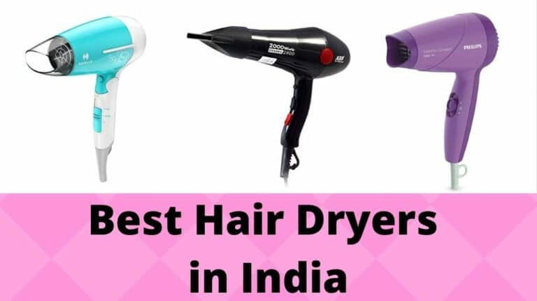 Top 10 and Best Hair Dryers in India