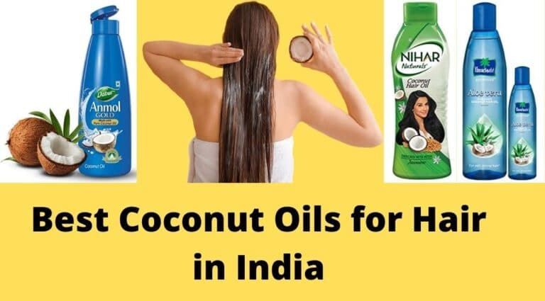 Pure and Best Coconut Oils for Hair in India