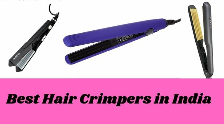 Best Hair Crimpers in India