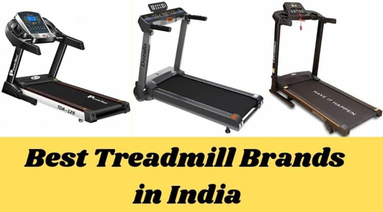 Top 10 and Best Treadmill Brands in India