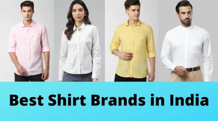 Best and Top 10 Shirt Brands in India