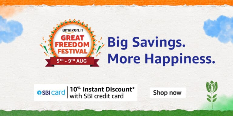 Amazon Independence Day Sale 2021