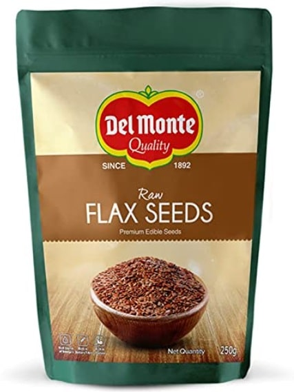 Del Monte Raw Flax Seeds