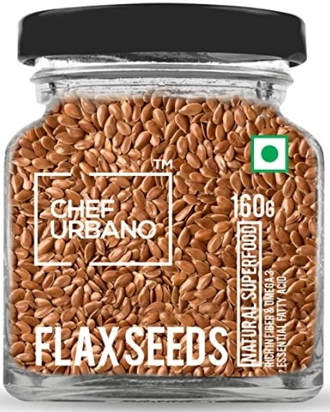 Pick Chef Urbano Flax Seeds for a Healthy Diet