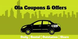 coupon on ola outstation